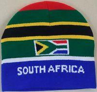 Flag SA Beanie