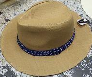 Straw Anchor Hat