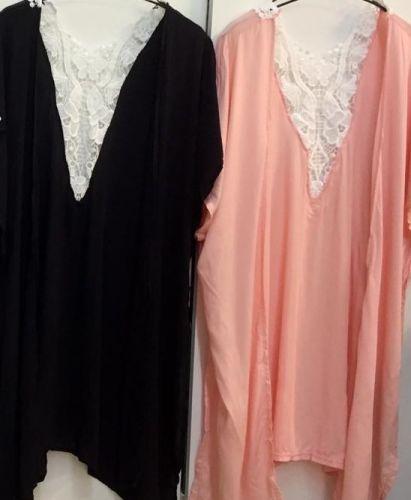 Cotton Lace Tops