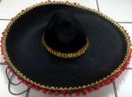 Oversized Sombrero Hat