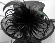 Feather Wedding Hat