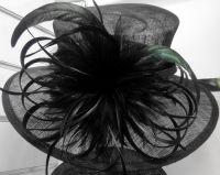 Feather Wedding Hat