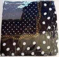 70cm Silk Scarf
