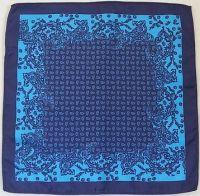 Floral Pocket Square Set