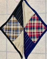 Poly Satin Square Scarves