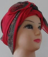 Square Head Scarf