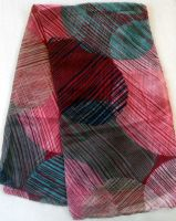 Multi-Colour Print Scarf