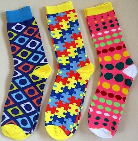 Printed Fashion Socks