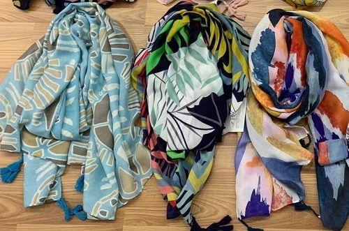 Printed Summer Sarongs