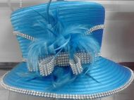 Satin Dress Hat
