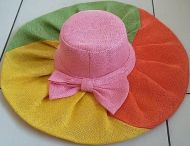 Plain Beach Hat
