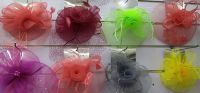 Colourful Fascinators Bulk 10 Pack