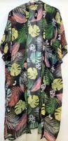 Long Chiffon Kimono Gowns