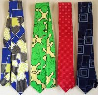 Printed Fashion Ties