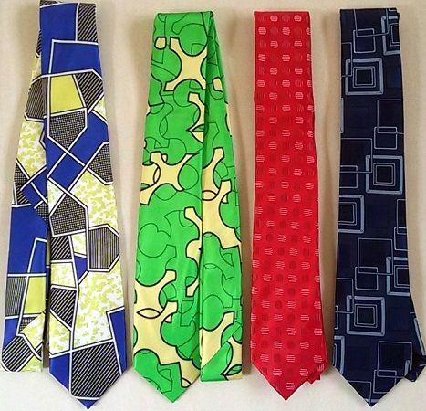 Printed Fashion Ties