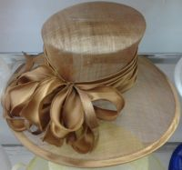 Organza Wedding Hat