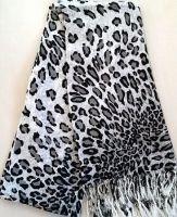 Pashmina Leopard Scarves