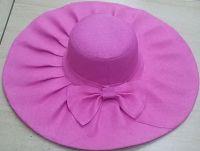 Plain Beach Hat