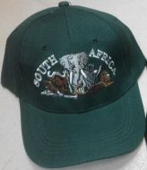 Green Safari Cap