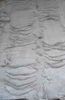 Silver Viscose Scarf