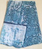 Tie Dye Print Scarf