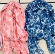 Two-Tone Sarong Wraps