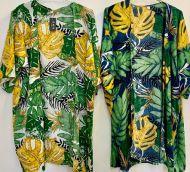 Viscose Hawaiian Kimonos