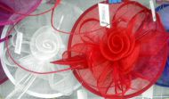 Wedding Fascinator Hat