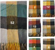 Winter Wool Shawls