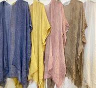 Ladies Plain Kimonos
